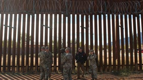 Border numbers dip below 100k for first time in months
