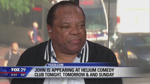 John Witherspoon joins Good Day