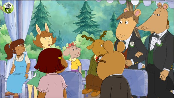 Alabama Public Television refuses to air 'Arthur' episode with gay wedding