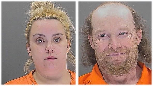 Burlington County couple indicted for murder in connection with son's death