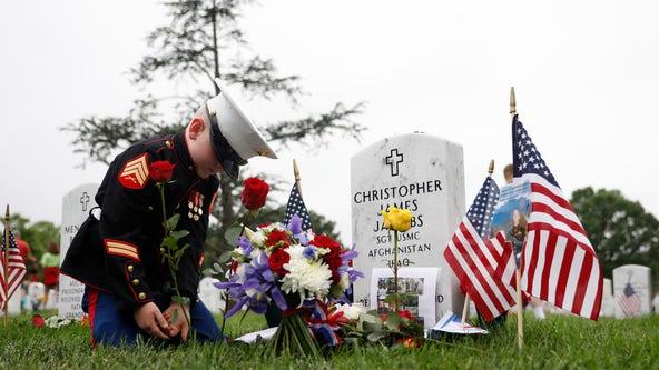 Memorial Day ceremonies to be held at VA cemeteries nationwide