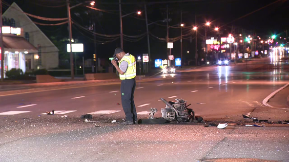 Motorcyclist killed in Wilmington crash identified