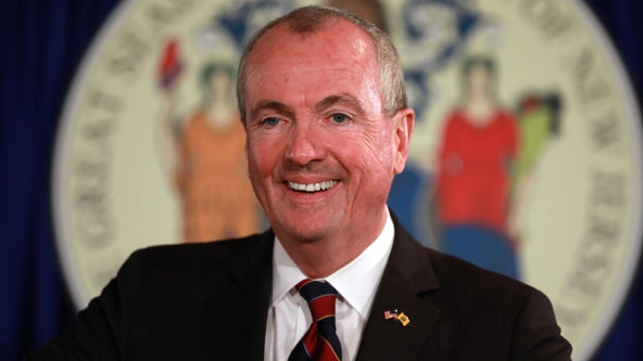 New Jersey's Gov. Murphy won't rule out another coronavirus lockdown as cases spike