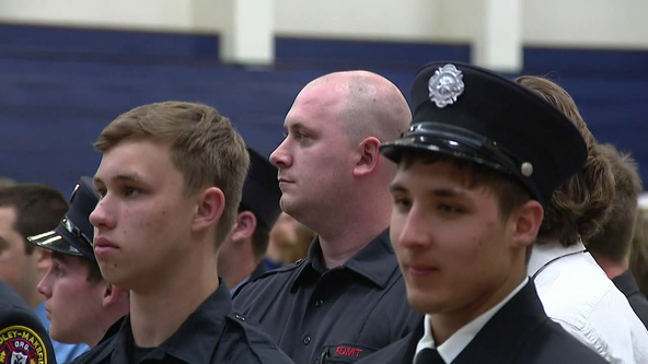 120 graduate fire academy in Bucks County to become volunteer firefighters