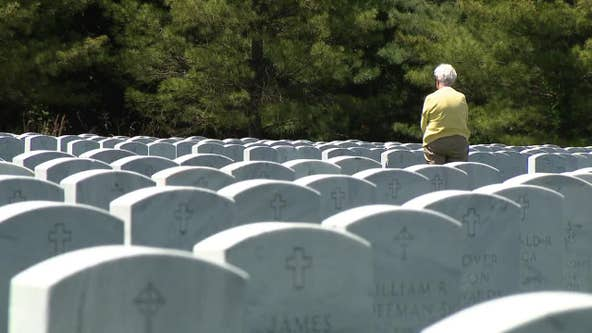 Memorial Day honors those who have made ultimate sacrifice