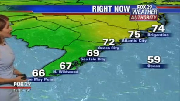 Weather Authority: Good grilling weather for Memorial Day