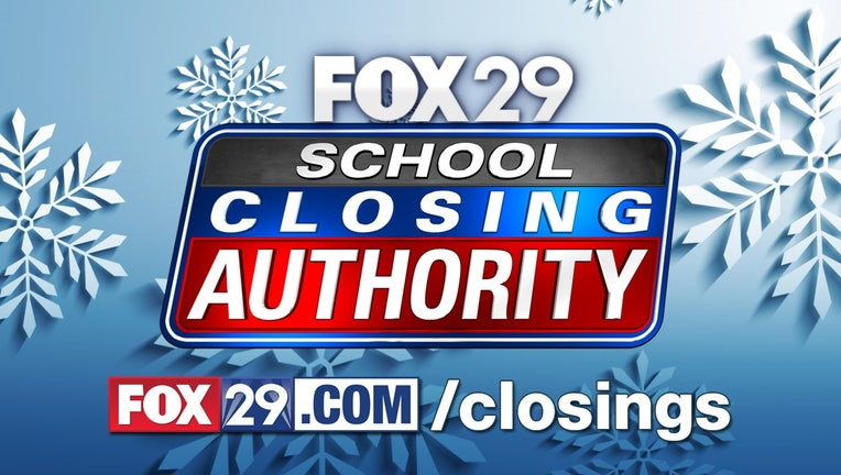 School Closings | FOX 29 News Philadelphia