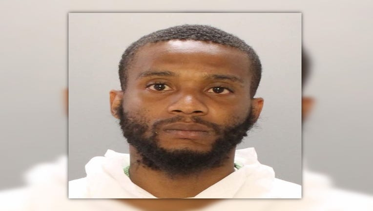 Philadelphia Police arrest 28-year-old Troy Bailey and charge him with murder, among other charges, in the death of a 40-year-old woman.