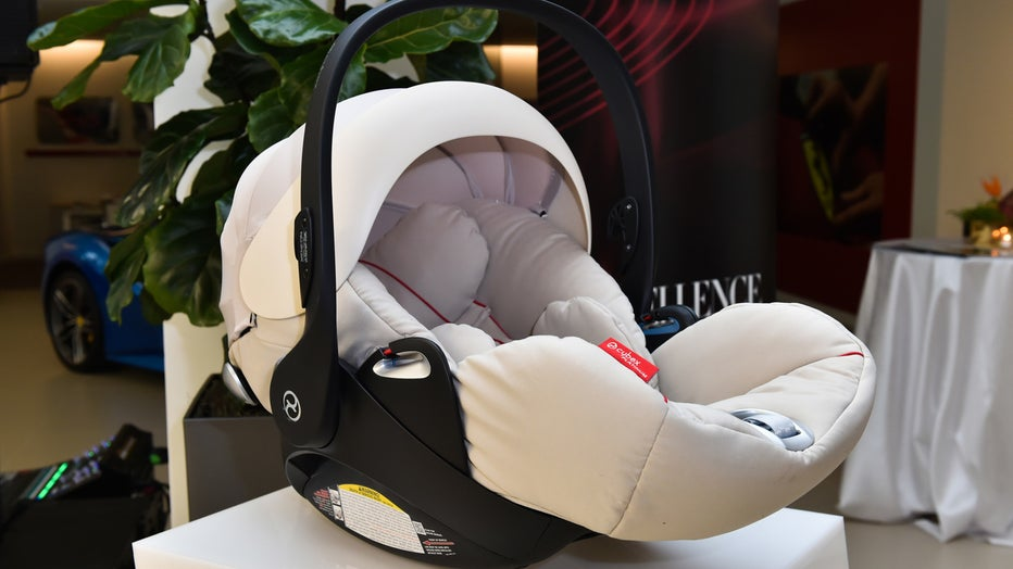 "A study looked at more than 11,000 infant sleep-related deaths and found that 3 percent died in ""sitting devices,"" like a car seat or bouncer. Of those deaths, 63 percent happened in car seats."
