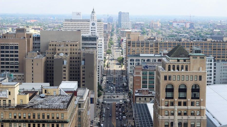 Center City Philadelphia