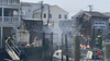 2 injured in fire at boat rental shop in Sea Isle
