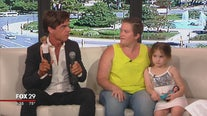 Young Good Day viewer makes her own Steve Keeley doll