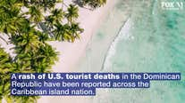 US tourist deaths reported in Dominican Republic