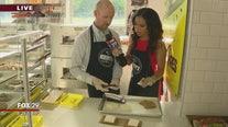 Alex Around Town: Hershey's Kitchens
