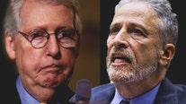 McConnell pledges vote on 9/11 bill after Stewart criticism
