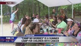 Camp Kelly: Camp No Worries