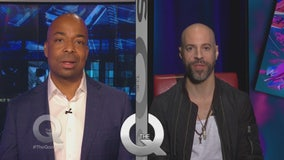Quincy interviews rock star Chris Daughtry