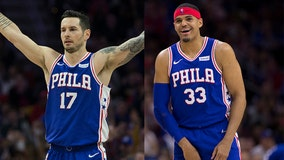 Reports: 76ers keep Harris and Scott, lose Redick