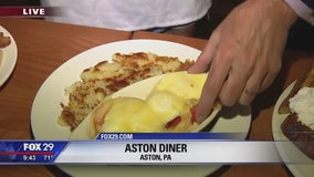 Breakfast with Bob: Aston Diner