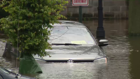 Flooding rain drenches multiple Burlington County locations leaving residents with a watery mess