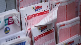 One Mega Millions jackpot ticket sold in California