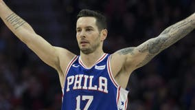 JJ Redick takes out full-page ad to thank Sixers fans