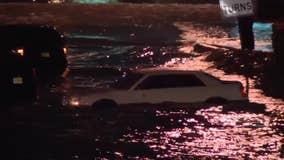 Flooding halts traffic on NJ Turnpike, I-295 overnight; PATCO service resumes