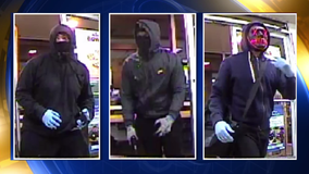 3 suspects sought in armed robbery at Wayne Wawa