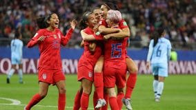 USWNT defend themselves amid criticism over 13-0 win against Thailand at Women's World Cup
