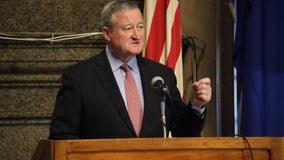 Philadelphia Mayor Jim Kenney sworn in for second term Monday