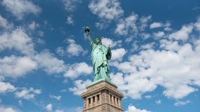 Biographer: Statue of Liberty poem embraces migrants from 'all places'