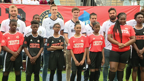 Philadelphia Union partnership brings soccer back to Chester schools