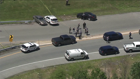 Police: Trooper shoots driver following chase on I-95 in Delaware County