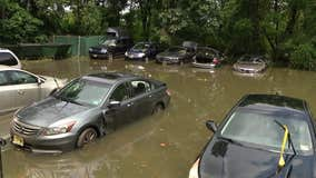 Flooding damages cars likely beyond repair in Gloucester County