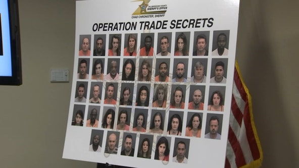 'Despicable:' More than 80 arrested in human trafficking sting