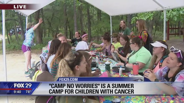 Camp Kelly: Camp No Worries