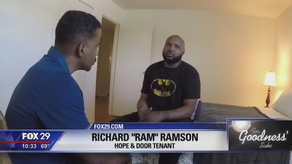 Nonprofit gives people in tough circumstances free housing for a year to get back on their feet
