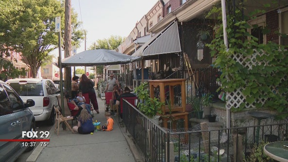 Neighbors in South Philadelphia confused over block party denial