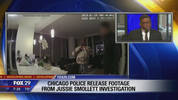Breaking down the Jussie Smollett case after police release footage, files
