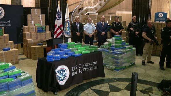 Customs: More cocaine seized on ship than estimated