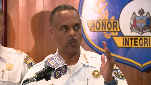 'It's concerning:' Philadelphia police address efforts to combat crime after violent weekend
