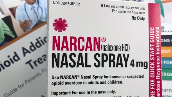New Jersey to give away doses of naloxone June 18