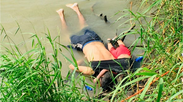 Trump, Democrats trade blame for father, daughter border drowning captured in searing photo