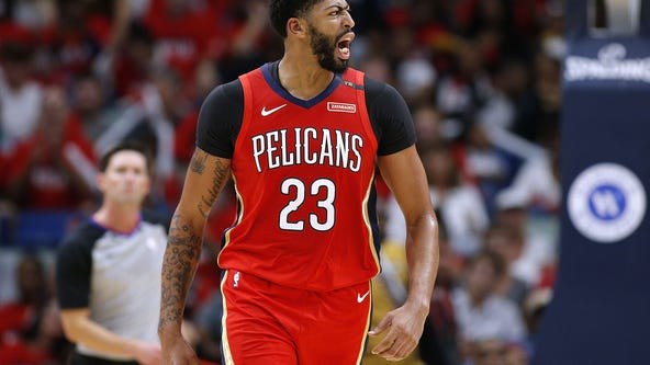 Reports: Los Angeles Lakes acquire Anthony Davis from New Orleans Pelicans in exchange for players, picks
