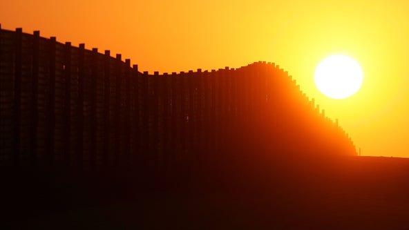 Woman, 3 children died of heat exposure near Texas border