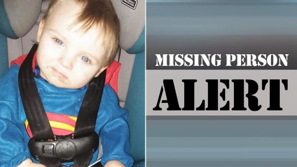 Search continues for 2-year-old missing from Hampton, Virginia