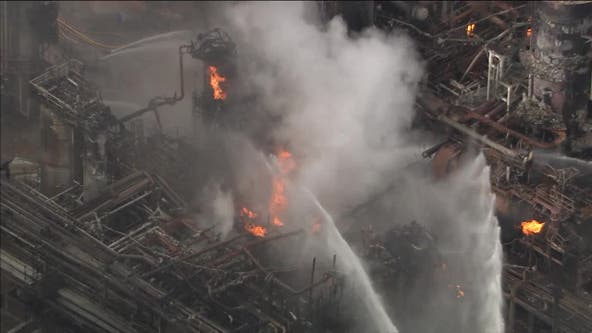 South Philly refinery fire probe continues; no health concerns found
