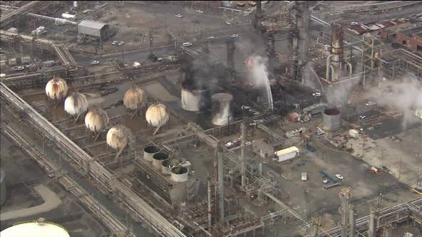 South Philadelphia oil refinery to close after fire, explosion