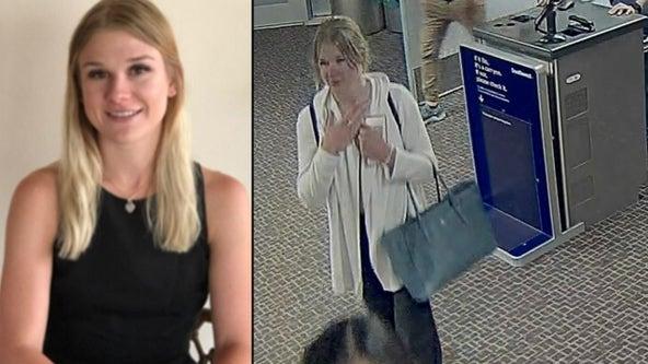 Police release 'last known footage' of missing University of Utah student Mackenzie Lueck