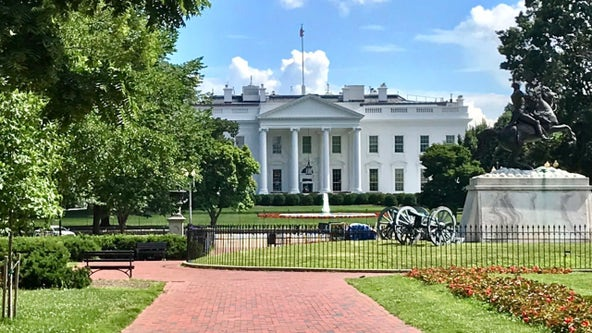 Secret Service: Suspicious package found near White House declared safe